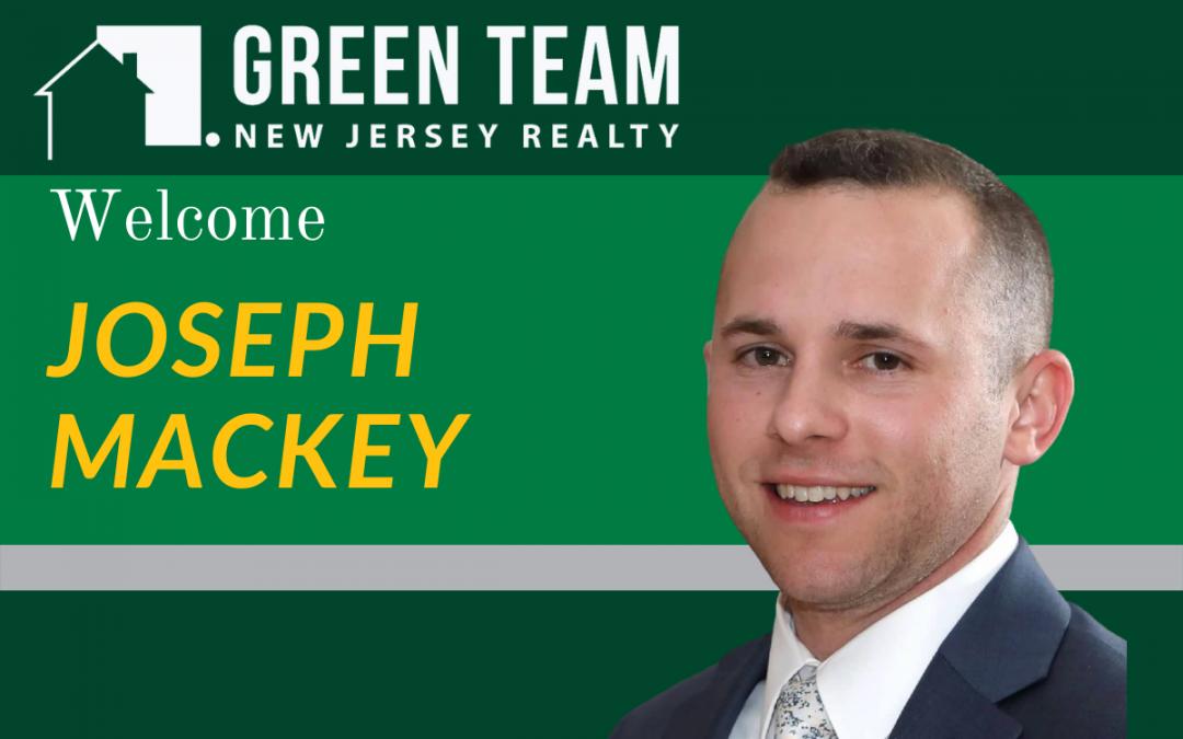 Welcome Joseph Mackey