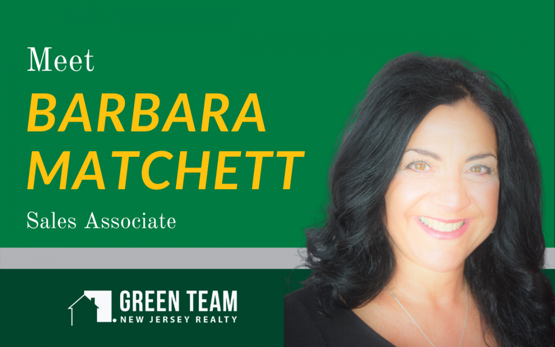 Meet Barbara Matchett