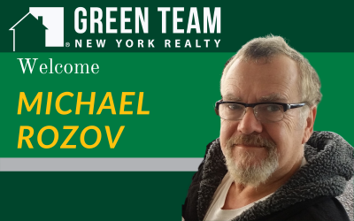 Welcome Michael Rozov