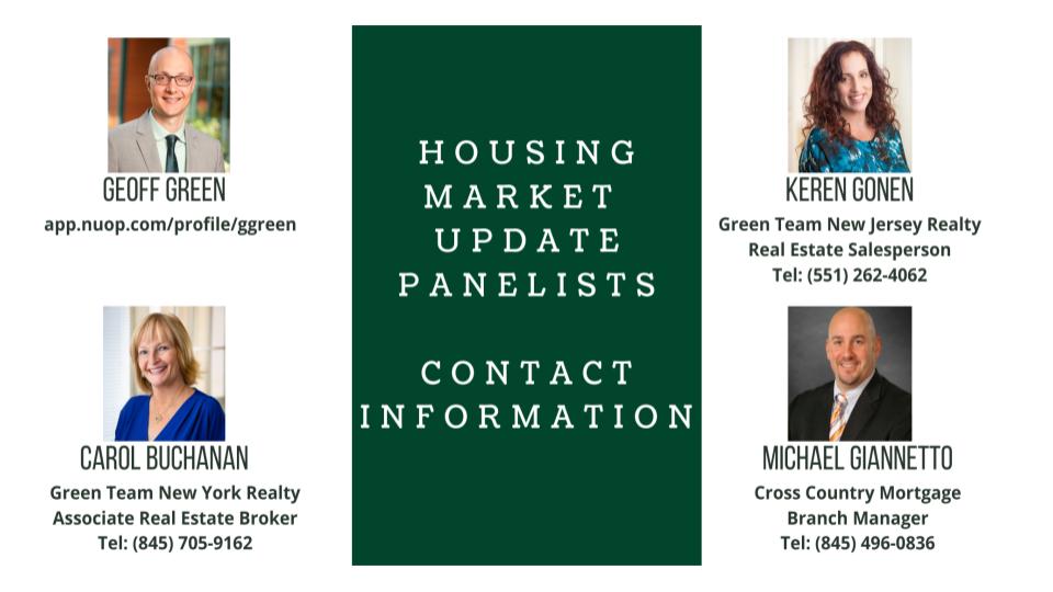 Housing Market Update May 2021