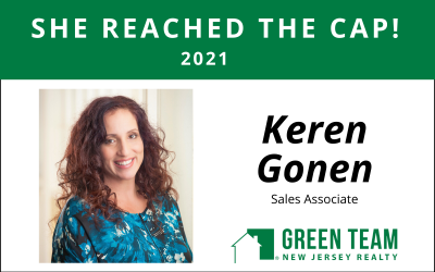 Congrats to Keren Gonen For Reaching the Cap!