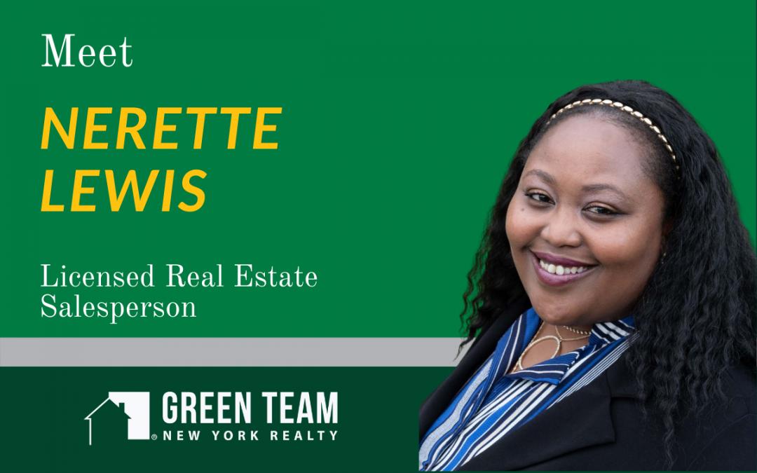 Meet Nerette Lewis