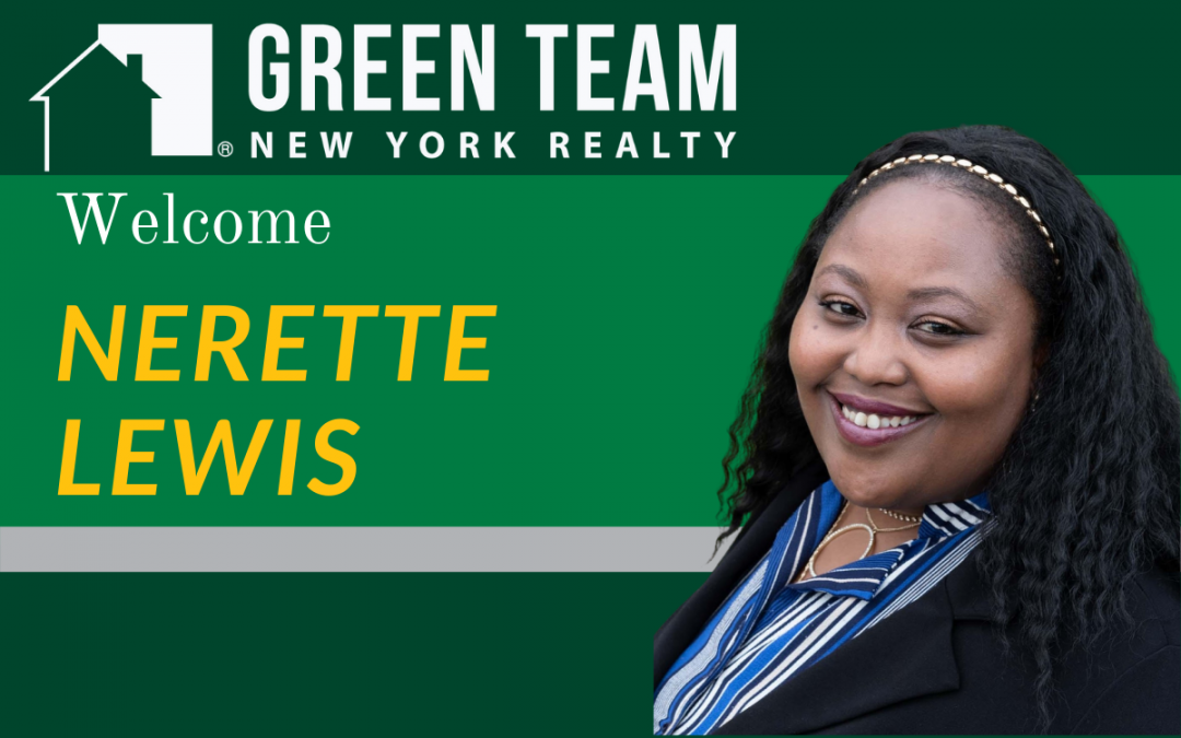 Welcome Nerette Lewis