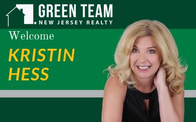 Welcome Kristin Hess