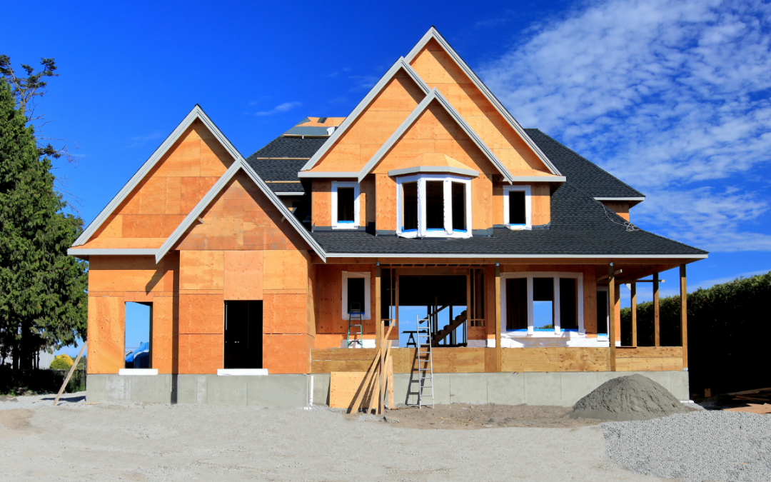 Home Builders Ramp Up Construction Based on Demand