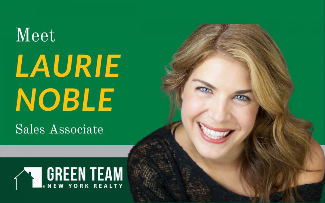 Meet Laurie Noble
