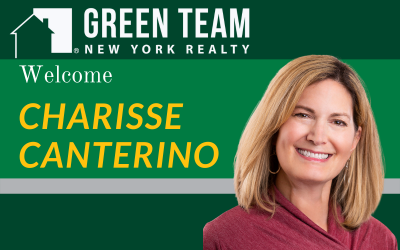 Welcome Charisse Canterino