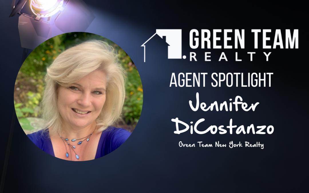 Agent Spotlight – Jennifer DiCostanzo