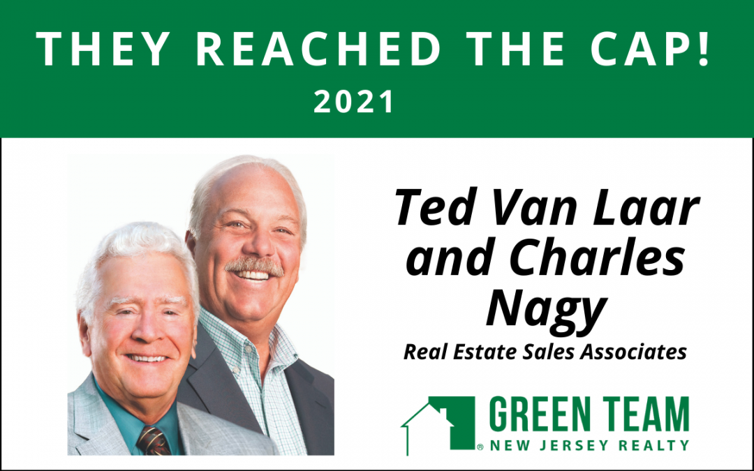 Congrats to Ted Van Laar and Charles Nagy For Reaching the Cap!