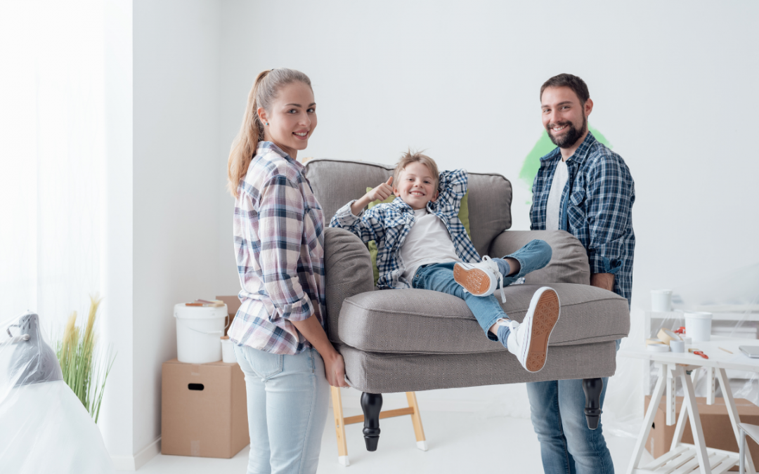 Is It Time To Move on to a New Home?