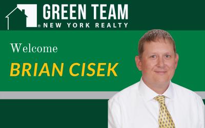 Welcome Brian Cisek