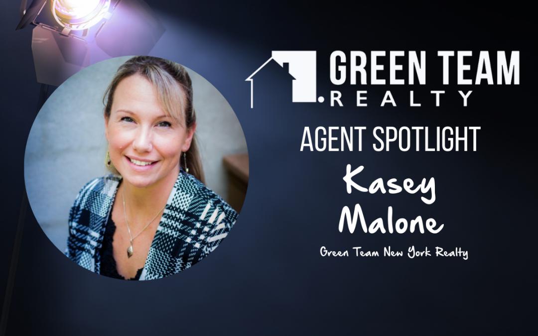 Agent Spotlight on Kasey Malone