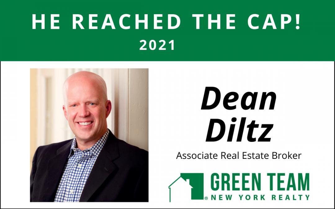 Congrats to Dean Diltz For Reaching the Cap!