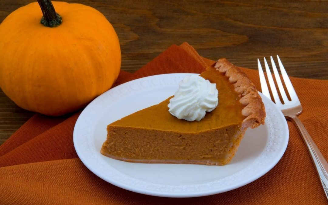 Getting to Know the Goodness of a Pumpkin Pie