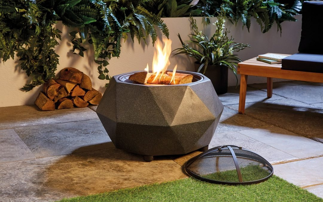 Fire Pit in Your Backyard