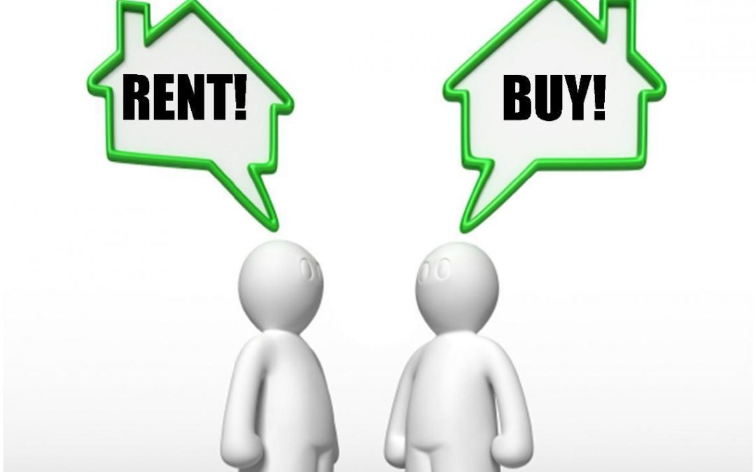 The Benefit Of Buying A Home Versus Renting