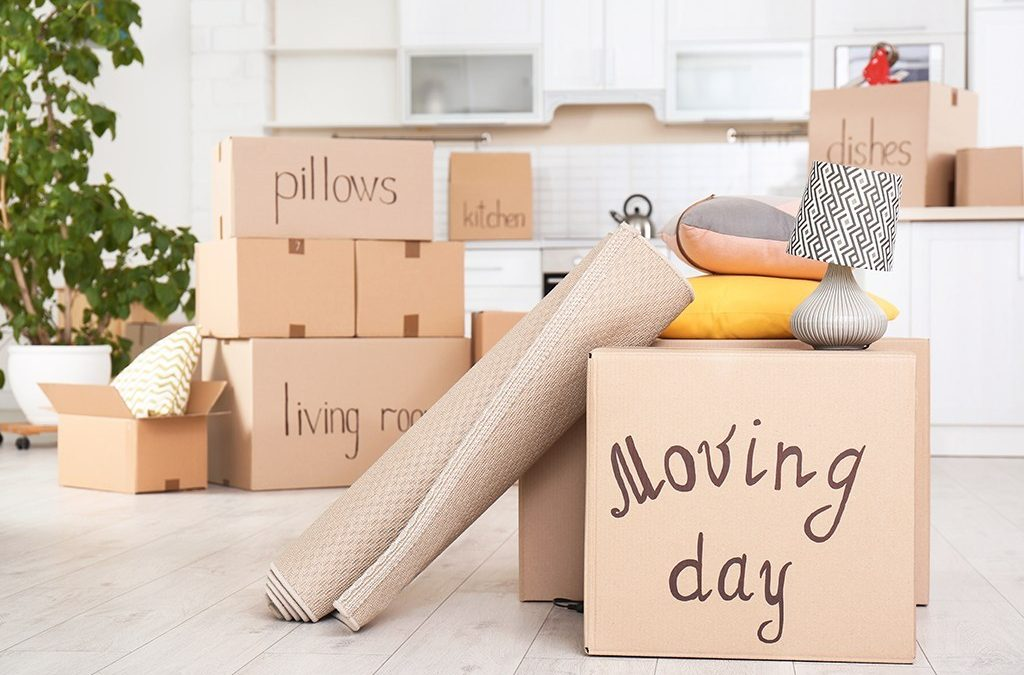 10 Tips To Make Moving Easy and Exciting