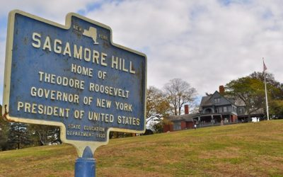"""Sagamore Hill National Historic Site"""" The Summer White House"""""""