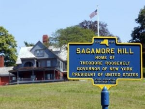 "Sagamore Hill National Historic Site"" The Summer White House"""