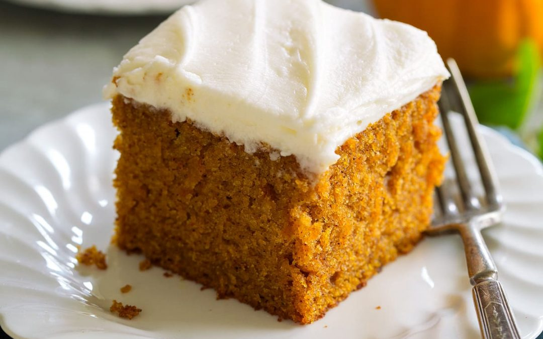 Simple & Delicious Pumpkin Cake Recipe