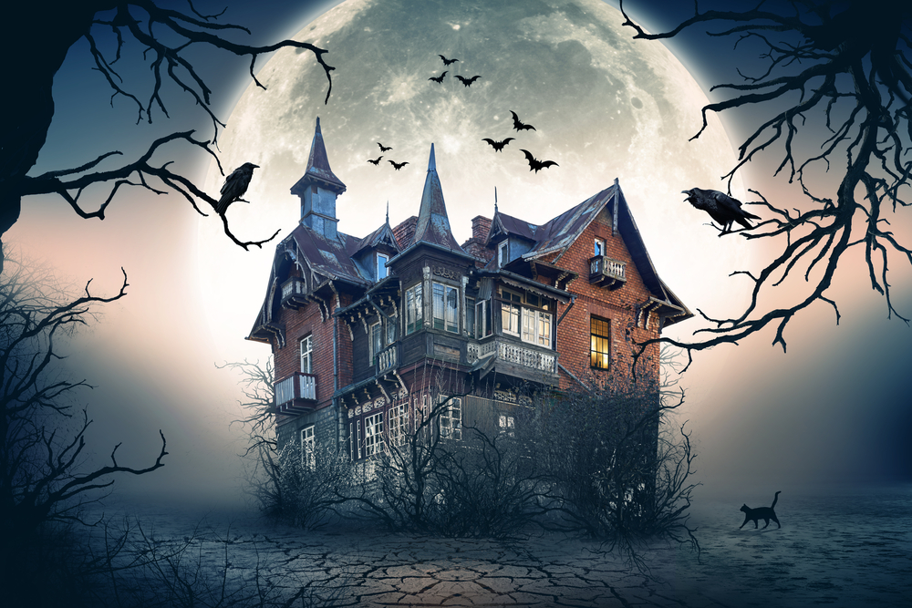 Haunted Houses on Long Island