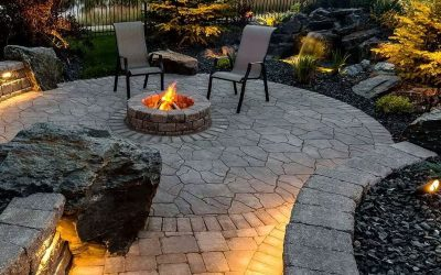 Fire Pit: a nice touch for your backyard