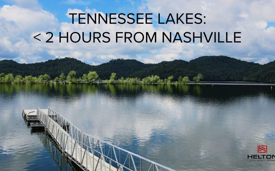 Nashville Lakes