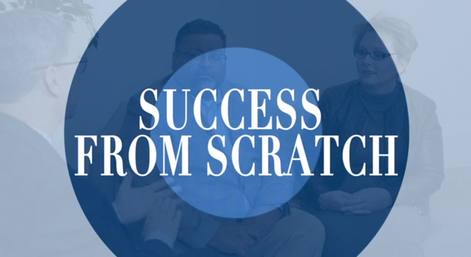 Episode 3: Success From Scratch
