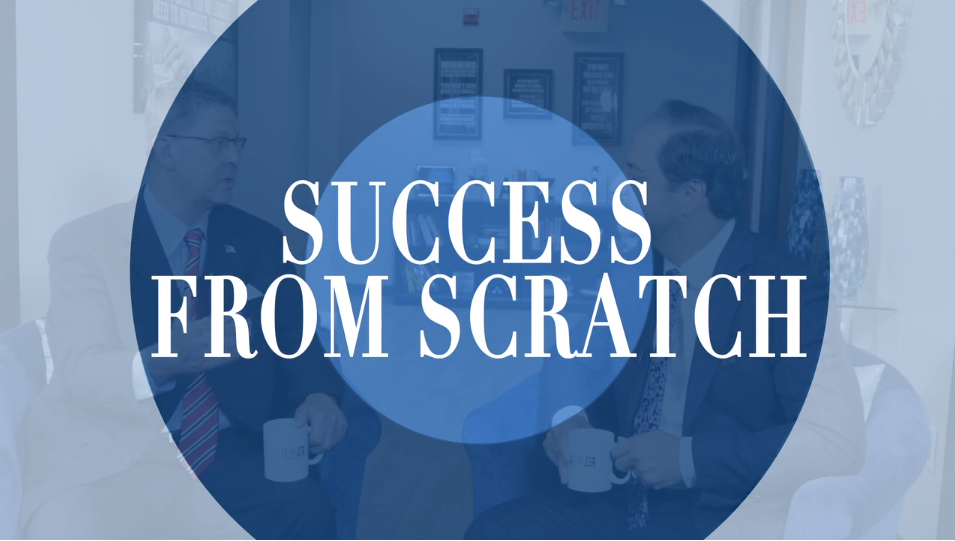 Episode 8: Success From Scratch
