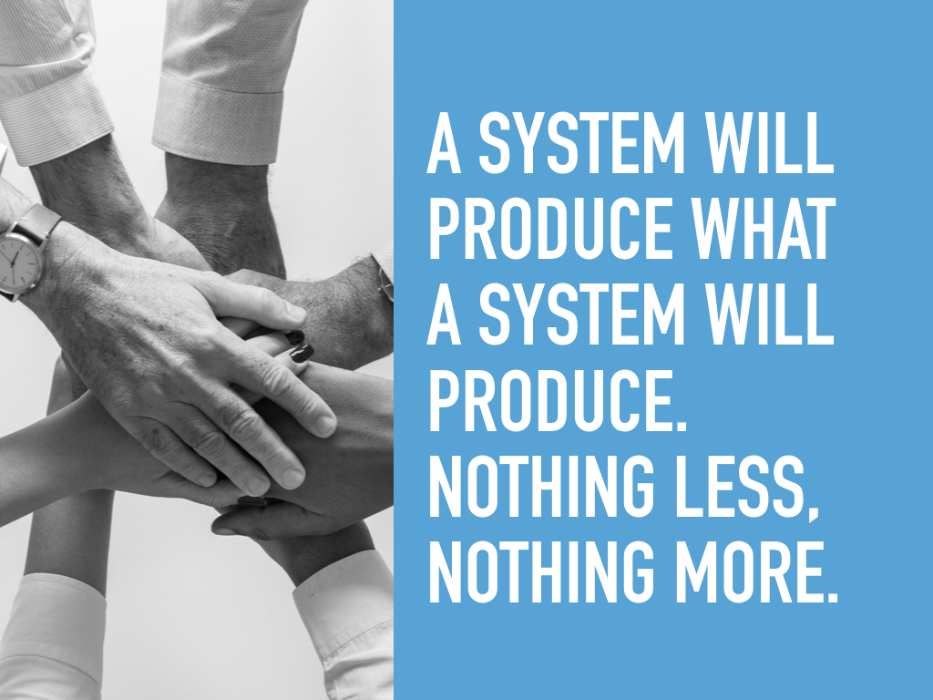 A system will produce what a system will produce picture