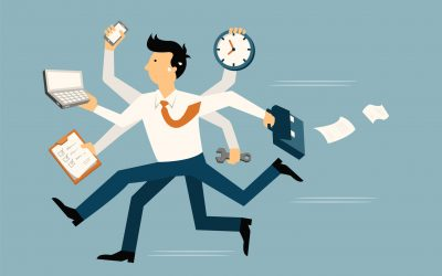 Unproductive Busyness, Bad For You!