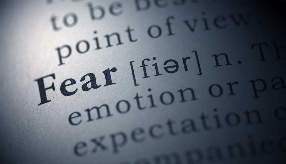 Fear… The Danger Of Being Too Controlling