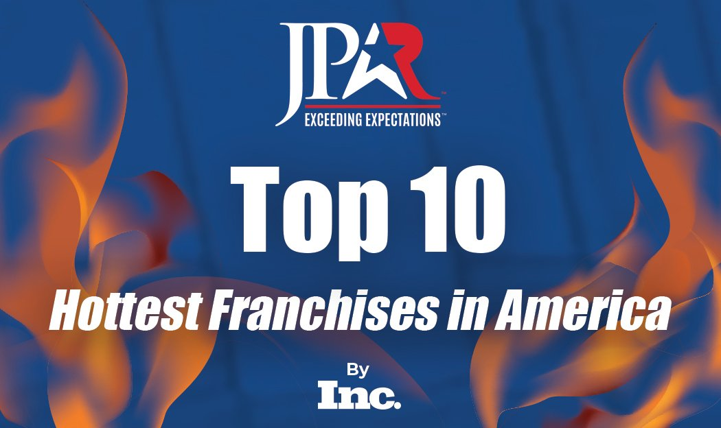 Premier Business Source for Fastest-Growing Companies in the US List JP & Associates REALTORS? Among Hottest Franchises in America