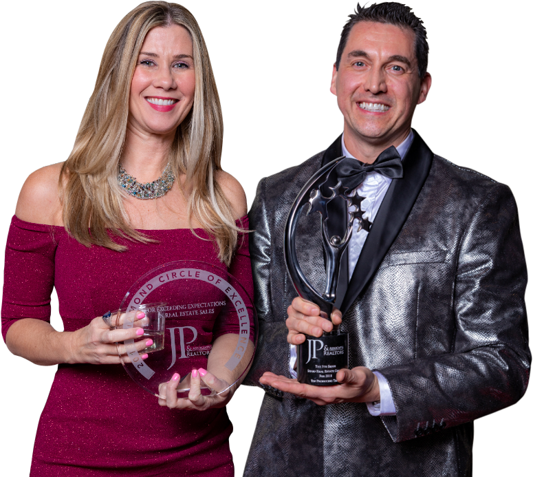 Top producing agents with top real estate brokerage, JP & Associates REALTORS®