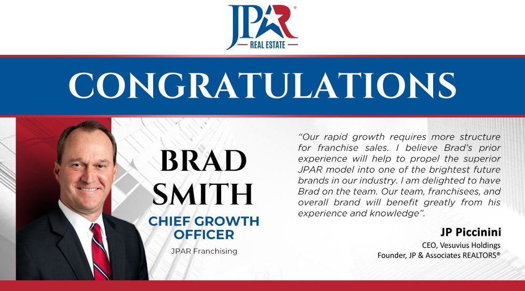 JPAR Franchising Adds Chief Growth Officer