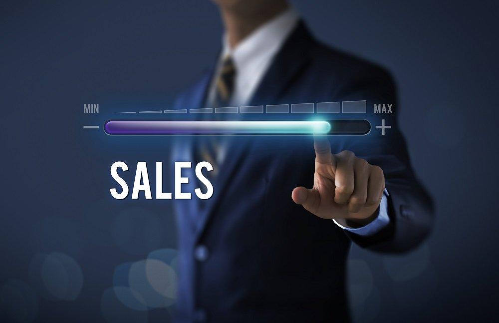 Sales-Success-concept