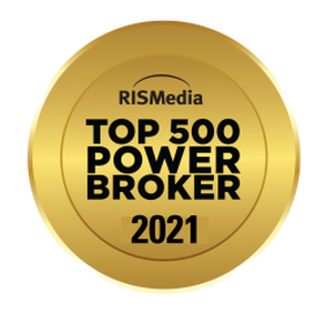 RisMedia's Top 100 Brokers 2021-250