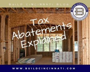 How Does Cincinnati's Tax Abatement Work?