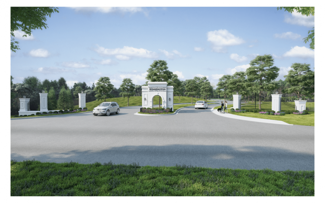 Introducing Kensington in Deerfield Twp