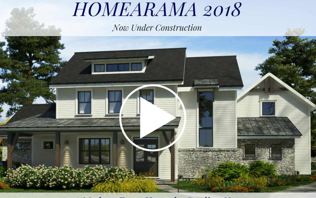 A Dummy's Guide to Homearama in Cincinnati!