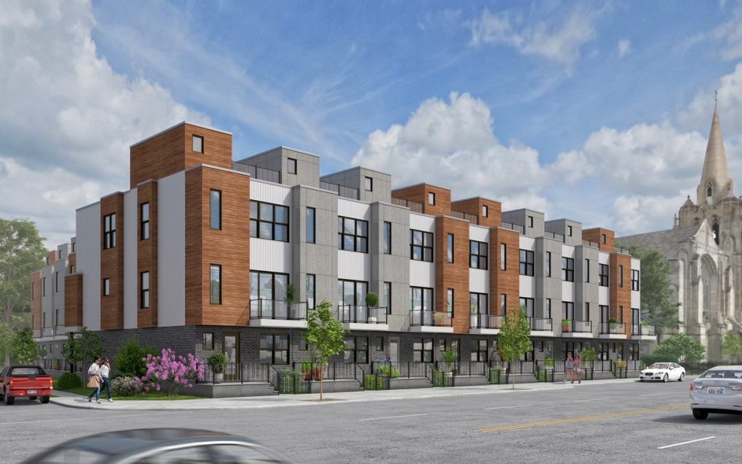 Luxury Townhomes Coming to Oakley