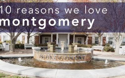 10 Reasons to Love Montgomery