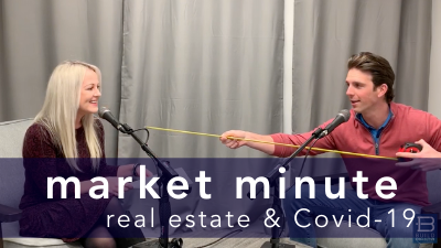 Real Estate Market Update & Covid 19